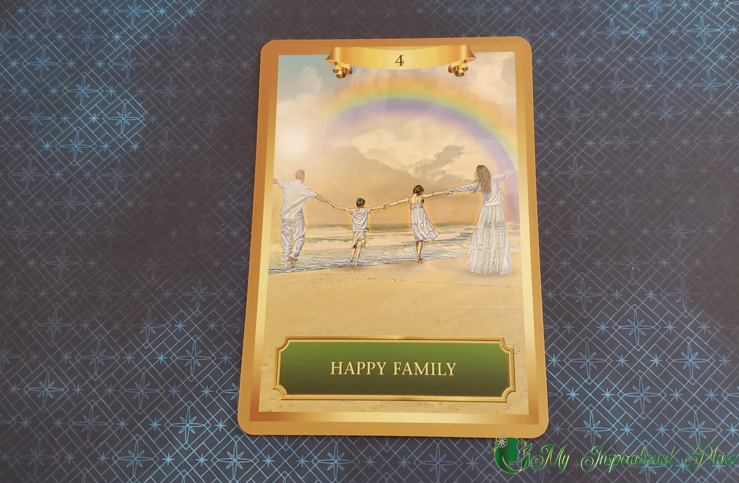 Card of the Day for March 31, 2020 – Happy Family