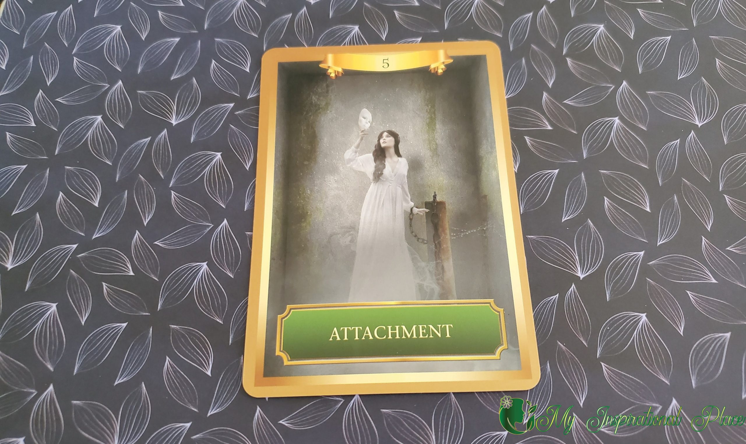 Card of the Day for April 27, 2020 – Attachment