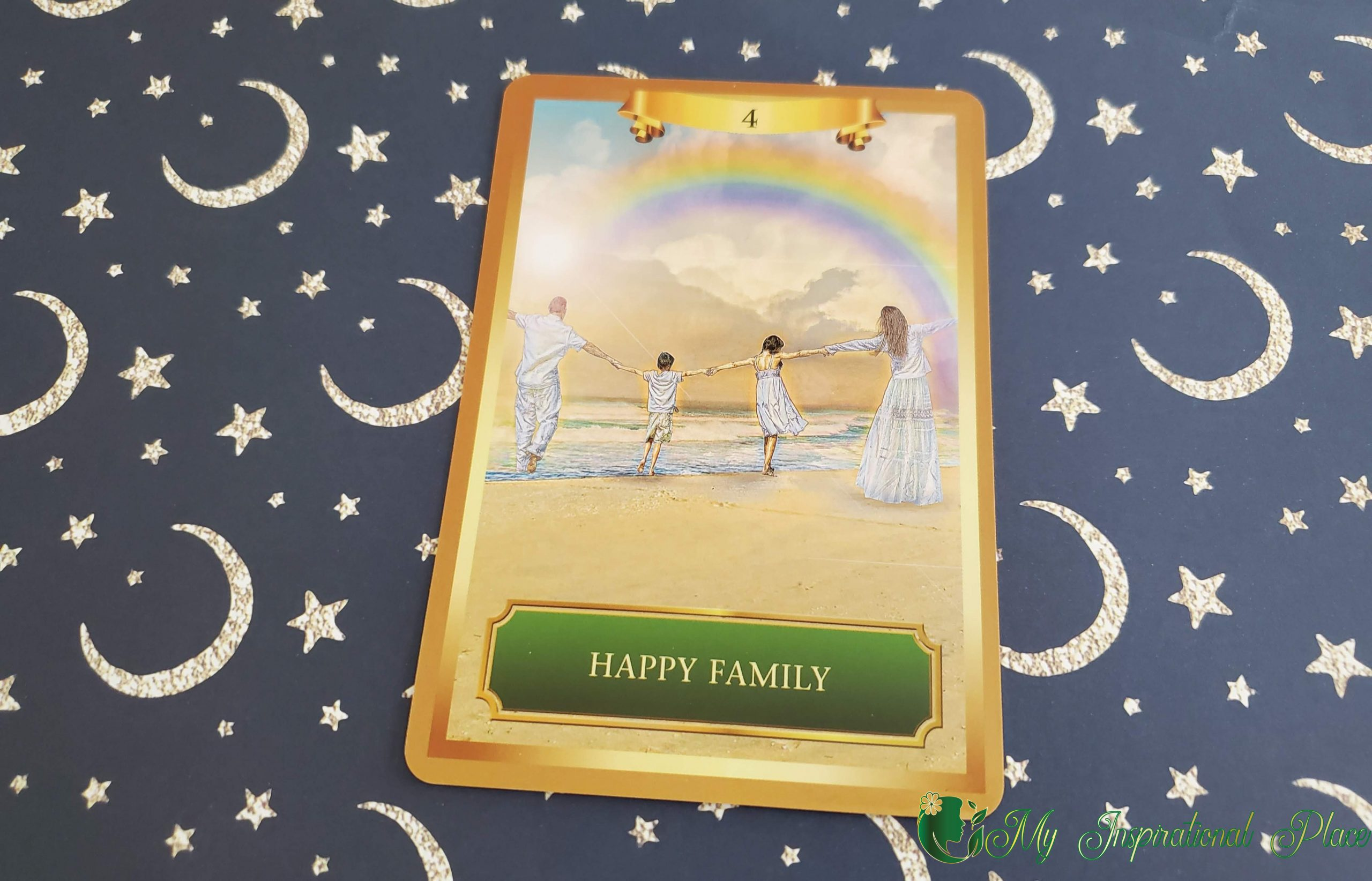 Card of the Day for May 3, 2020 – Happy Family