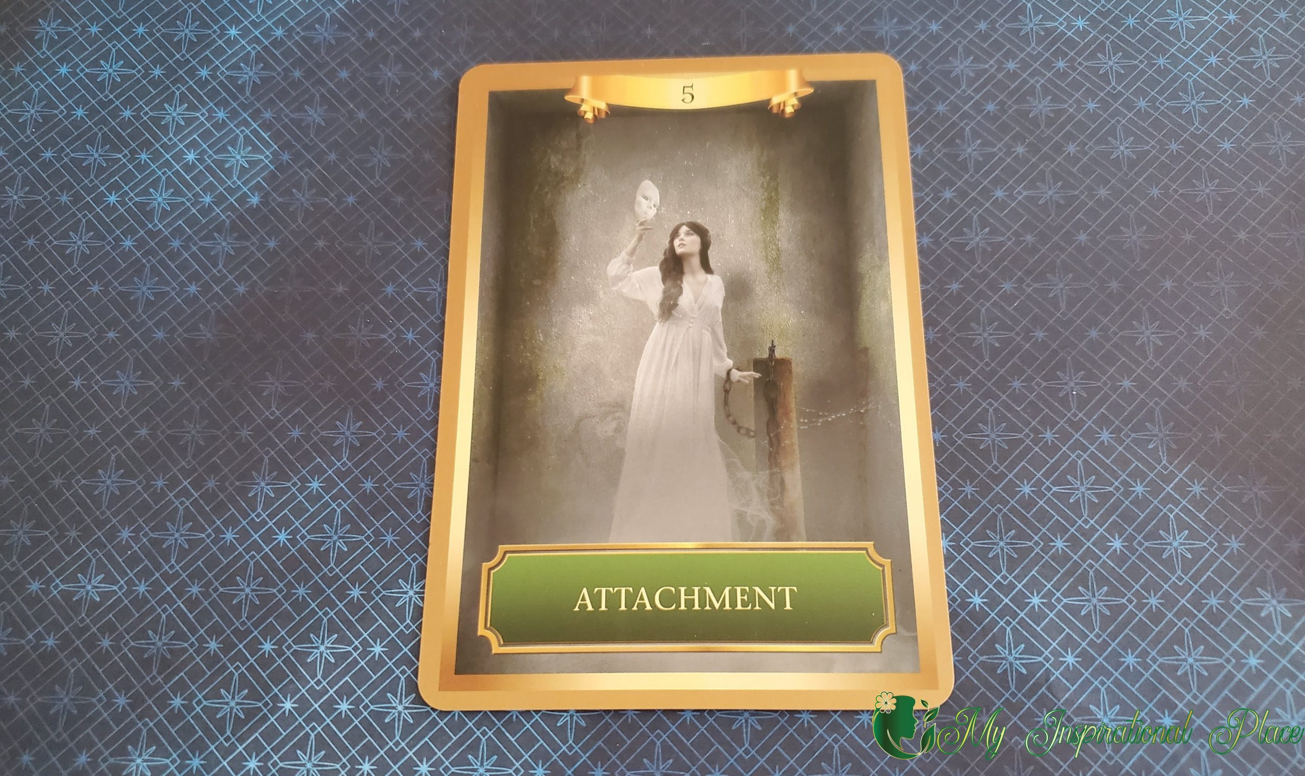 Card of the Day for May 13, 2020 – Attachment